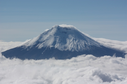 Our next objective... Cotopaxi
